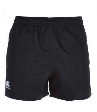 Canterbury Professional Shorts Junior BLACK