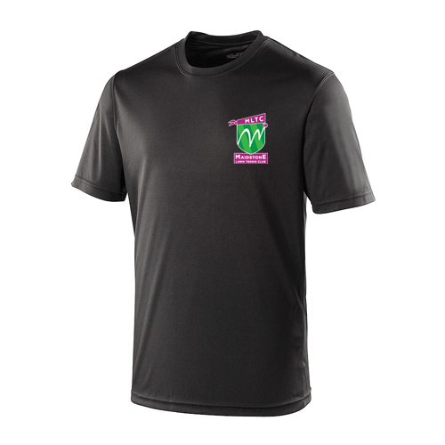 MLTC JNR Cool T-Shirt Black