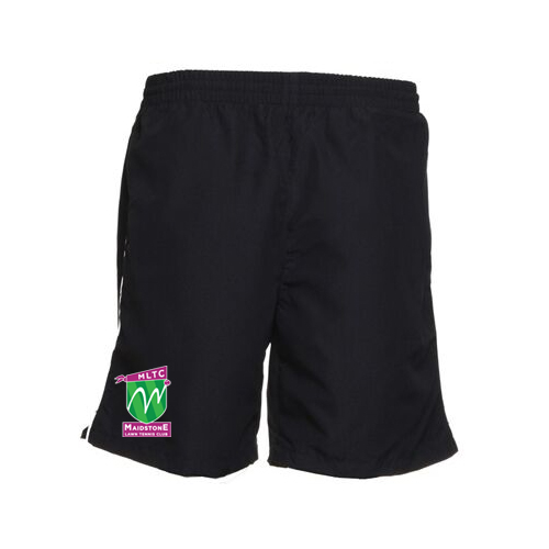 MLTC Mens Short Black