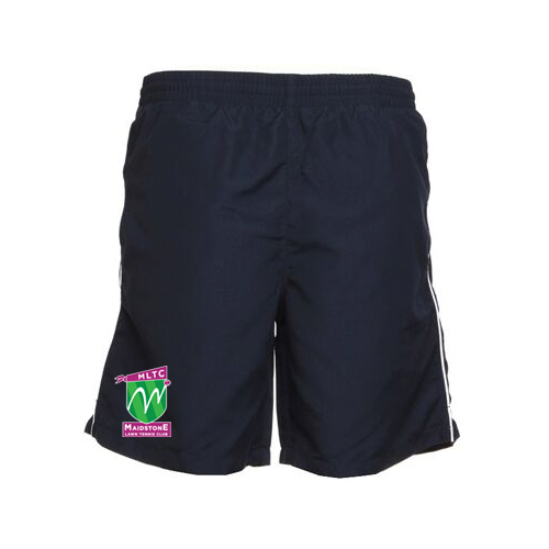 MLTC Mens Short Navy