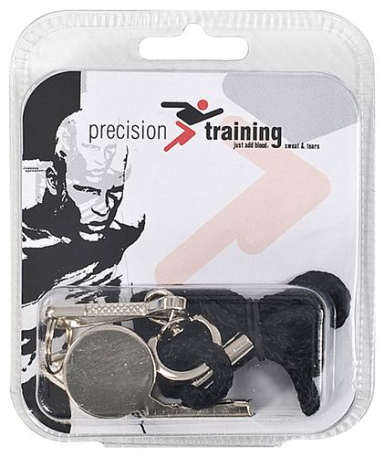 Precision Metal Whistle & Lanyard (Box of 6)